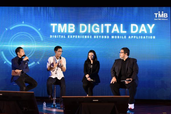 TMB Digital Day Panel